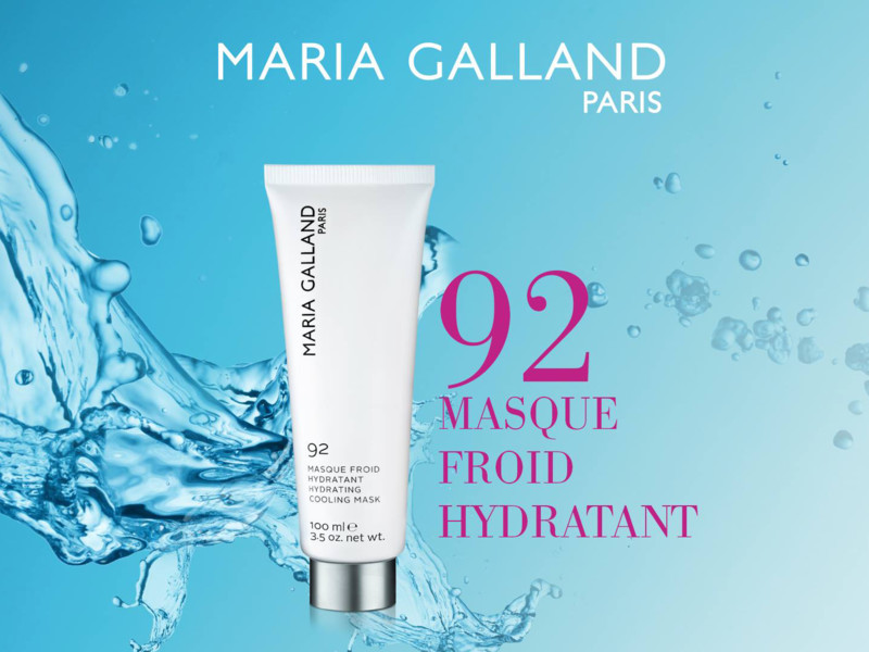 Maria Galland 92 Masque Froid Hydratant