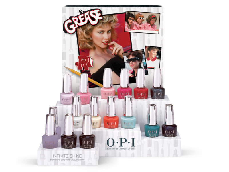 Grease collectie: Hopelessly Devoted to OPI