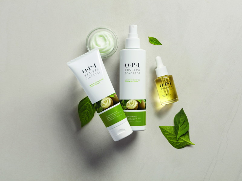 OPI presenteert professionele skin care lijn Pro Spa