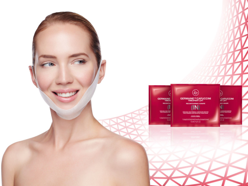 Recontouring V-Shape Masker Timexpert Lift(in)