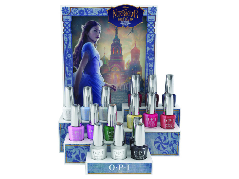 OPI lanceert gelimiteerde Disney Collection