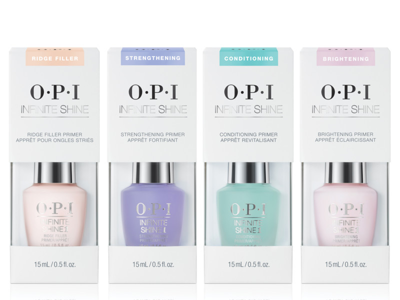 OPI pakt uit met Treatment Primer Base Coats