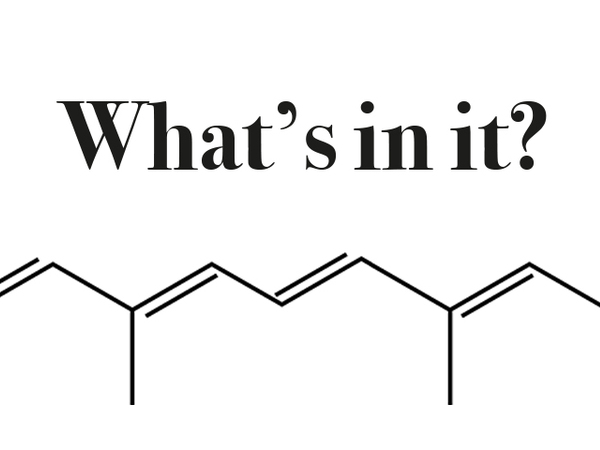 What's in it?
